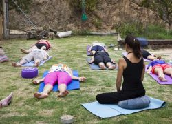 Yoga and meditation retreat in Spain